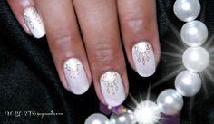 Super cute gel nails!! @gelnailkits2