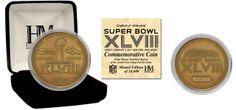 AAA Sports Memorabilia LLC - Super Bowl 48 Bronze Flip Coin - Broncos vs Seahawks, #seattleseahawks #seahawks #nfl #sportscollectibles #denverbroncos #broncos #superbowl48 #superbowl  $19.99 (http://www.aaasportsmemorabilia.com/nfl/super-bowl-48-bronze-flip-coin-broncos-vs-seahawks/)