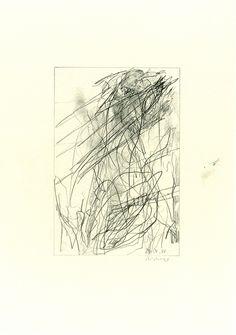 20.4.1988 » Zeichnungen und Aquarelle 1964–1999 » Exhibitions » Gerhard Richter
