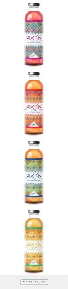 Pixan Tea Packaging by Moxie Sozo | Fivestar Branding Agency – Design and Branding Agency & Inspiration Gallery