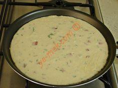 Tavada Yufkasız Börek Tarifi Yapılış Aşaması 8/16 Cheeseburger Chowder, Soup, Soups