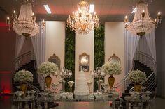 Mesa de doces - Casamento Moderno - Crédito: Joao Carlos Soares JR