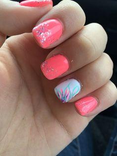 nail art designs for spring / nail art designs ; nail art designs for winter ; nail art designs for spring ; Cute Nail Art Designs, Short Nail Designs, Nail Designs Spring, Cute Summer Nail Designs, Colorful Nail Designs, Spring Nail Art, Spring Nails, Summer Nails, Cute Nails For Spring