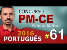 Concurso PM CE 2016 PORTUGUÊS - Polícia Militar do Ceará # 61