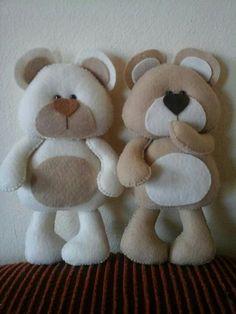 Urso feltro