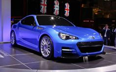 Subaru BRZ - My next car! :]