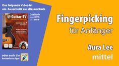 Fingerpicking/ Fingerstyle - Aura Lee (mittel)