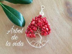 ARBOL DE LA VIDA!!! Con Cecy Love Bisuteria - YouTube