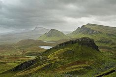 Trotternish Ridge in Scotland (Isle of Skye) Sherlock, Jamaica Inn, British Countryside, Perfect World, British Isles, Great Britain, Beautiful Places, Scenery, Places To Visit