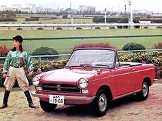 Daihatsu Compagno Spider - 1965