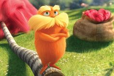 "Theodore Seuss Geisel, who would be 108 today, is justly honored for his Seuss books, and the films and TV shows made from them. How does ""The Lorax"" stack up? ti.me/wJk85t"