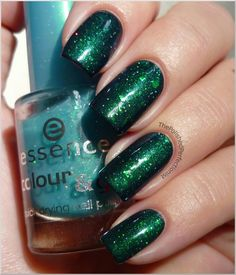 I'm thinking WnW Teal of Fortune with Pure Ice Heartbreaker and Sinful Colors Green Ocean