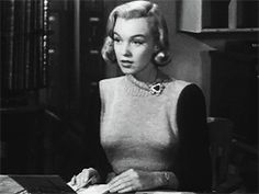 """Marilyn Monroe  'Home town story"""".1951"""