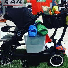 Meet the Austlen Entourage Stroller! It is the coolest stroller ever! #baby #stroller #buggy