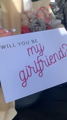 Romance is alive and well! Will You Be My Girlfriend, Surprise For Girlfriend, Presents For Girlfriend, Birthday Gifts For Girlfriend, Boyfriend Anniversary Gifts, Diy Gifts For Boyfriend, Gifts For Husband, Girlfriend Surprises, Girlfriend Proposal