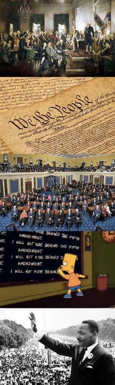 La Costituzione americana: cinque cose da sapere