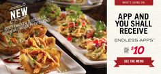 Are you hungry? - TGI FRIDAYS