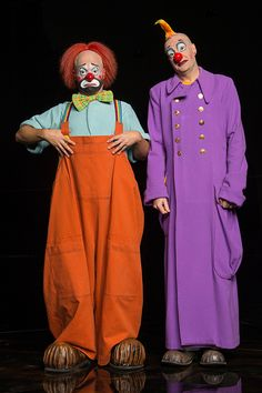 Cirque Clowns! tami@goseemickey.com