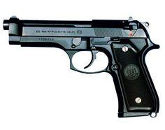 Beretta 9mm.