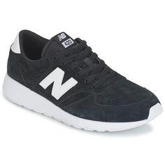 New Balance MRL420 Noir - Livraison Gratuite avec Spartoo.com ! - Chaussures Baskets basses 59,99 €
