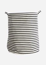House Doctor - Laundry Bag Large - Mand - The SHOP Online Herentals A stylish Laundry Bag from Danish designer label House Doctor. These striped laundry baskets are super useful for almost anything you like. Use them for laundry, toys or even shoes. Laundry Storage, Laundry Hamper, Toy Storage, Storage Baskets, Laundry Bags, Storage Shelving, Bath Storage, Linen Storage, Closet Storage