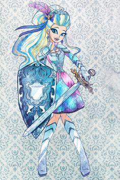 A Princess In A Shining Armor - Darling Charming by FreshPlinfa / PrinceIvy-FreshP