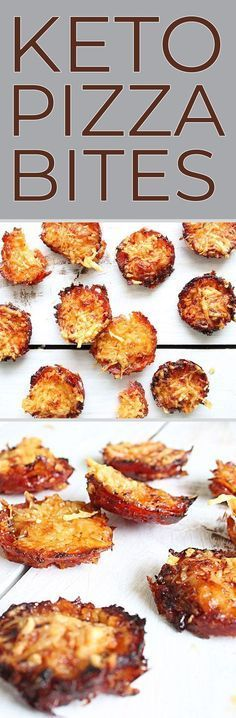 One of my favorite new recipes, Keto Pizza Bites, have been a lifesaver for me when I get hungry for pizza. All the flavor, no white flour, no gluten, and keto friendly if you follow a low carb or keto diet. With only a few ingredients, you can make these in no time, and still be under your macro limit for the day! #KETO #ketopizzabites #pizza #lowcarbpizza #ketorecipe #lowcarbrecipe