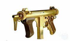 Saddam Hussein's Gold Guns