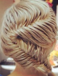 You haven't seen braids like these before.