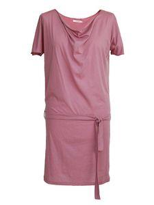 La Rochelle Dress in Malva: A stylish do good alternative to #bananarepublic