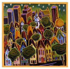 ALISON GOODWIN  is a contemporary Canadian-American painter. Goodwin was born in Montreal, Quebec on January 16, 1959 and moved to Portland, Maine with her family in 1968. She studied art at the University of Southern Maine and at Maine College of Art (MECA). In 1992 she settled in Montpelier, Vermont.