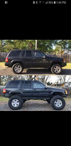 Jeep Zj, Jeep Mods, Jeep Grand Cherokee, Cool Trucks, Troy, Offroad, 4x4, Liberty, Goals