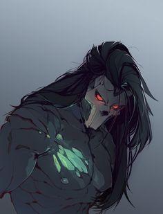 ArtStation - Darksiders: Death, Liger Inuzuka