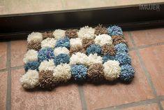 [osv|5175132]Las alfombras son una estupenda forma de decorar el hogar y dar un estilo más personal a la casa. En esta oportunidad, te mostraremos cómo hacer una alfombra de lana muy original y bonita