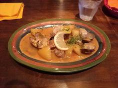 -Manuel Cozinha Portuguesa- Weekdays Manuel Lunch (Alentejo clams and pig) $ 10.00 http://alike.jp/restaurant/target_top/29237/
