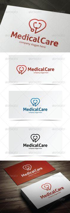 Medical Care Ambulance Logo, Medicine Logo, Dentist Logo, Clinic Logo, Service Logo, Security Service, Internet Logo, Health Logo, Minimal Logo