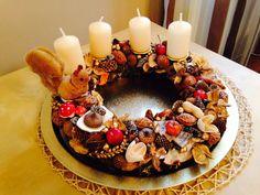 advent wreath / adventi koszorú