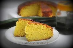 Everybody Eats Well in Flanders: Pandan Kaya Butter Cake