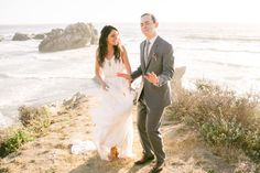 Big Sur Wedding - Pacific Valley Bluff Trail and Roadhouse Restaurant