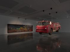 Theaster Gates at the White Cube, Bermondsey