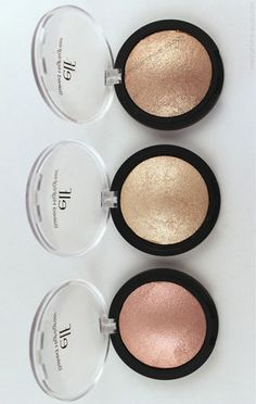 Affordable Makeup Brands You Didn't Know About! This elf cosmetics baked highlighter is gorgeous!This elf cosmetics baked highlighter is gorgeous! Makeup Elf, Kiss Makeup, Makeup Dupes, Love Makeup, Makeup Inspo, Makeup Inspiration, Hair Makeup, Cheap Makeup, Gorgeous Makeup