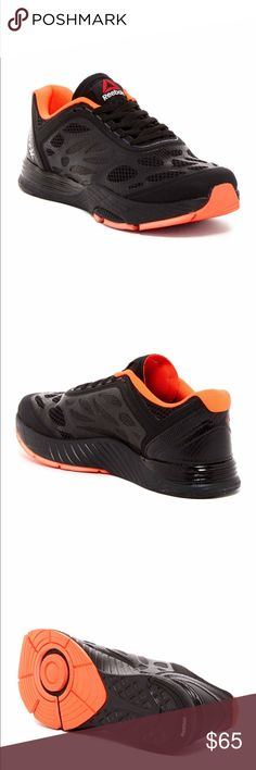 Cardio Ultra In Studio Training Shoe Designed for in studio training and fitness. It has forefoot flexibility, flex groove for 360 degree mobility. Adaptamove perfectly supports the foot during multidirectional movements. Tri-Layer Foam has a three layer foam combo that provides the ultimate forefoot cushioning. Strong heel counter keeps the heel secure and provides stability. Comes with box. Reebok Shoes Athletic Shoes