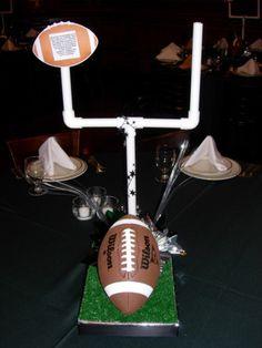 Football Centerpiece Base1 101