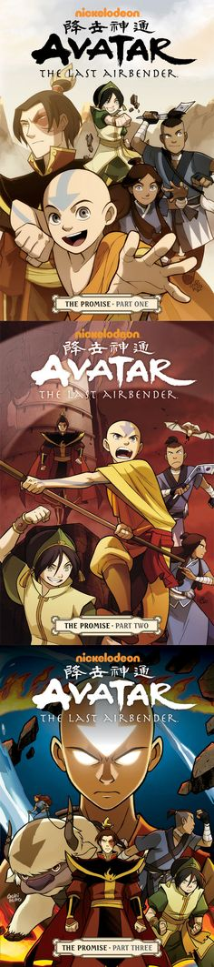 """After a happily ever after, zuko keeps hearing his dad's voice and tells aang to promise that ifhe becomes like his dad...then kill me. Later on,in part three, aang might have to do """"The Promise"""""""