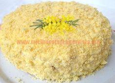 TORT+MIMOZA Deserts, Food Cakes, Pineapple, Postres, Dessert, Plated Desserts, Desserts
