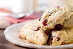 Raspberry Drop Scones | The Dr. Oz Show