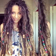 #dreads, #dreadlocks