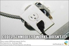 Funny fail meme electrical outlet