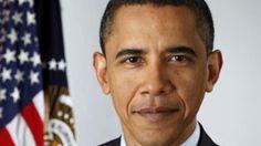 O juramento de Barack Obama em..