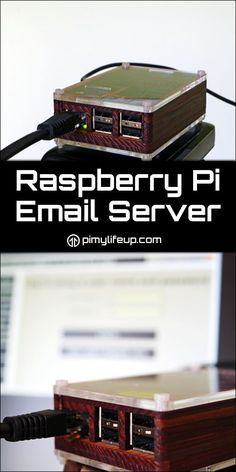 The Raspberry Pi email server is a great way to learn how to setup and configure your own emailing software. The Raspberry Pi email server is a great way to learn how to setup and configure your own emailing software. Computer Projects, Arduino Projects, Electronics Projects, Electronics Gadgets, Projetos Raspberry Pi, Alter Computer, Computer Diy, Raspberry Projects, Raspberry Ideas